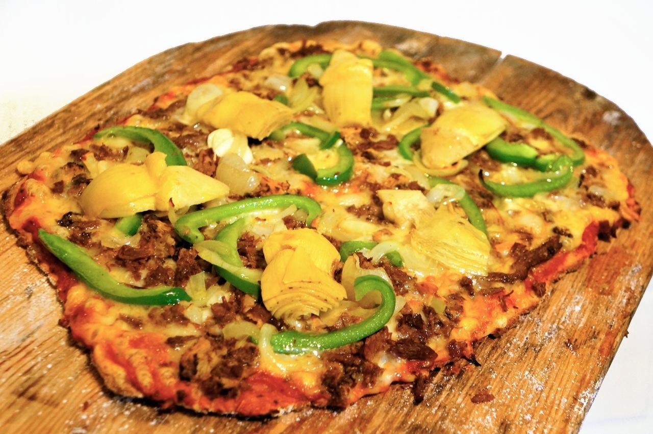 Gluten Free Artisan Pizza and Flatbread | Taste Of Nature